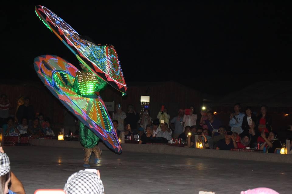 Tanura Dance