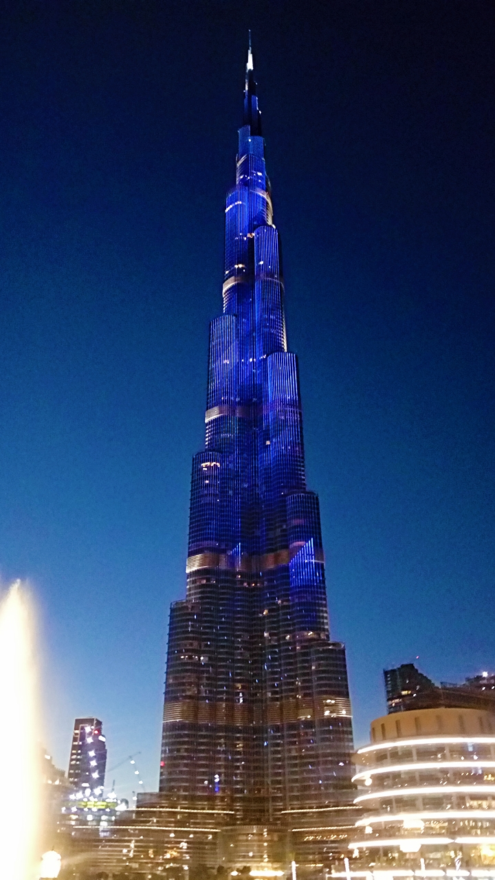 Burj Khalifa & Fountain Show
