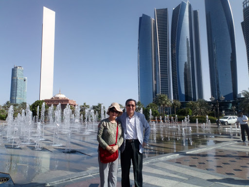Abudhabi City Tour