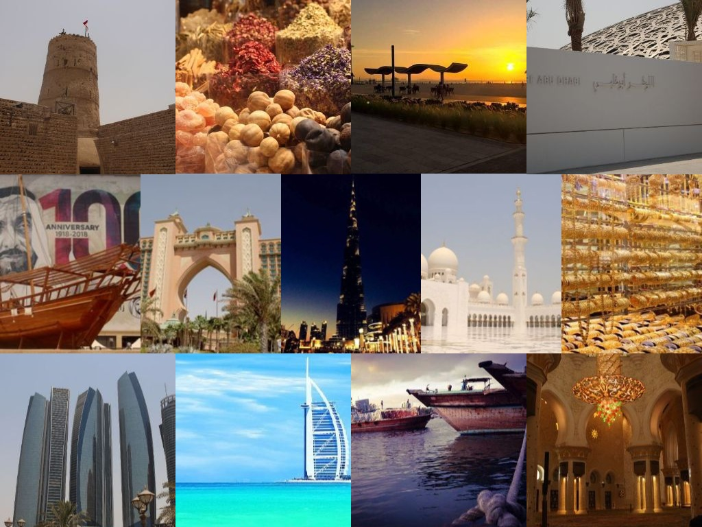 UAE City Tour