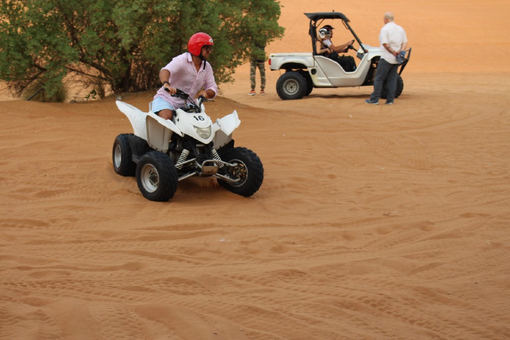 Quad Bike Safari