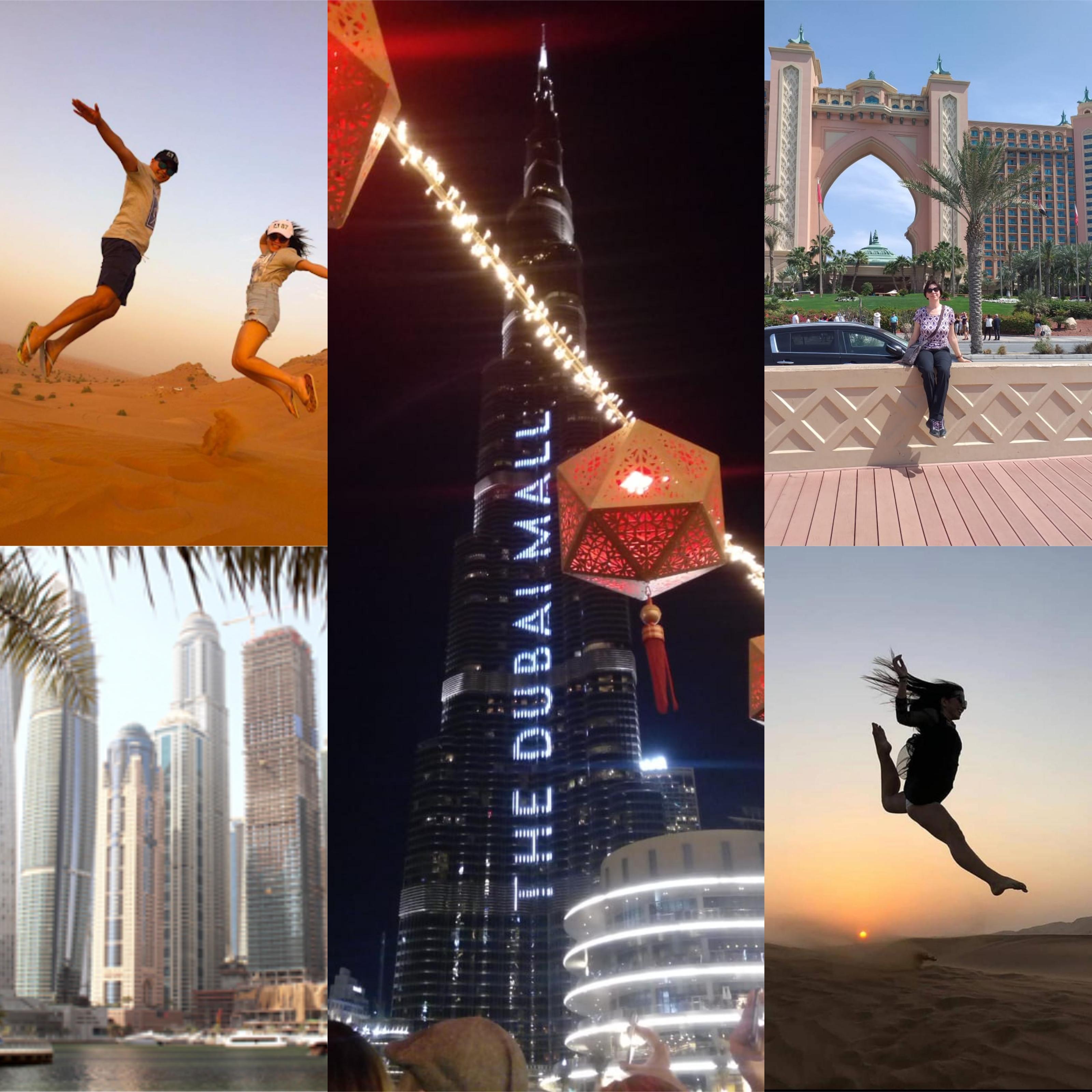 Exclusive UAE Combo